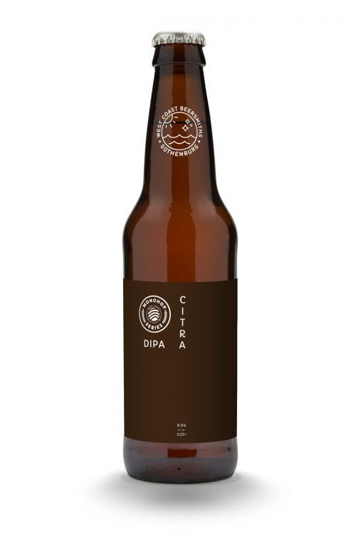 Monohop DIPA Citra – Bottle
