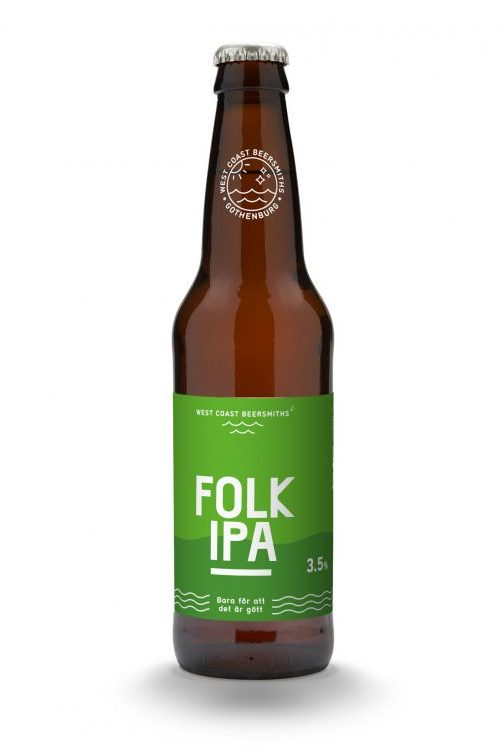 Folk IPA – Bottle