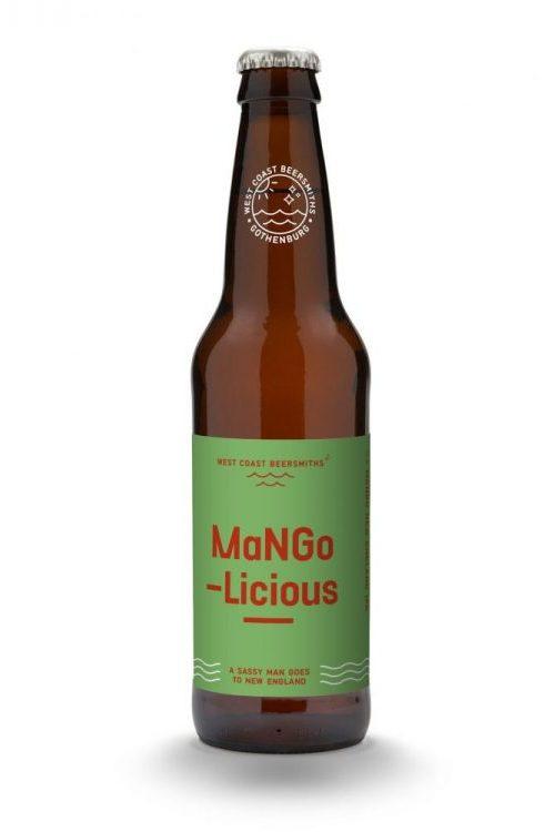 Mangolicious – Bottle